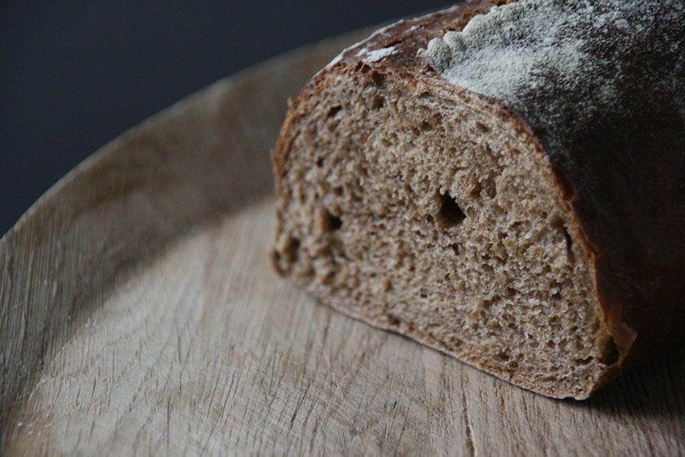 opskrift på malt franskbrød