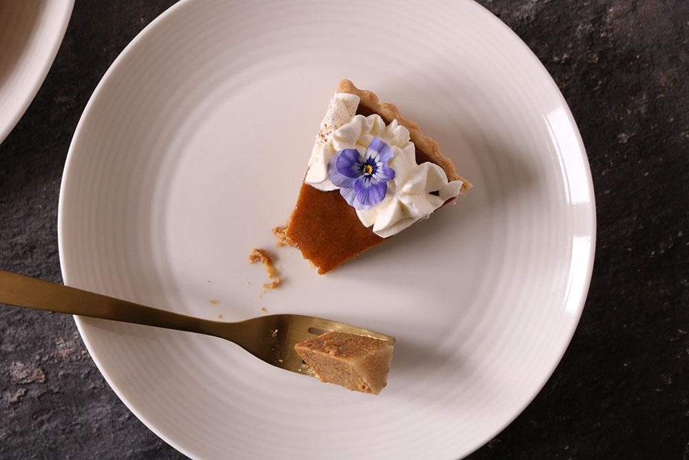 opskrift på amerikansk pumpkin pie
