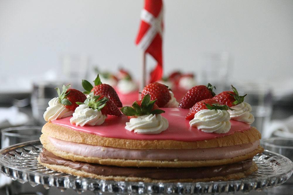 nem fødselsdagslagkage