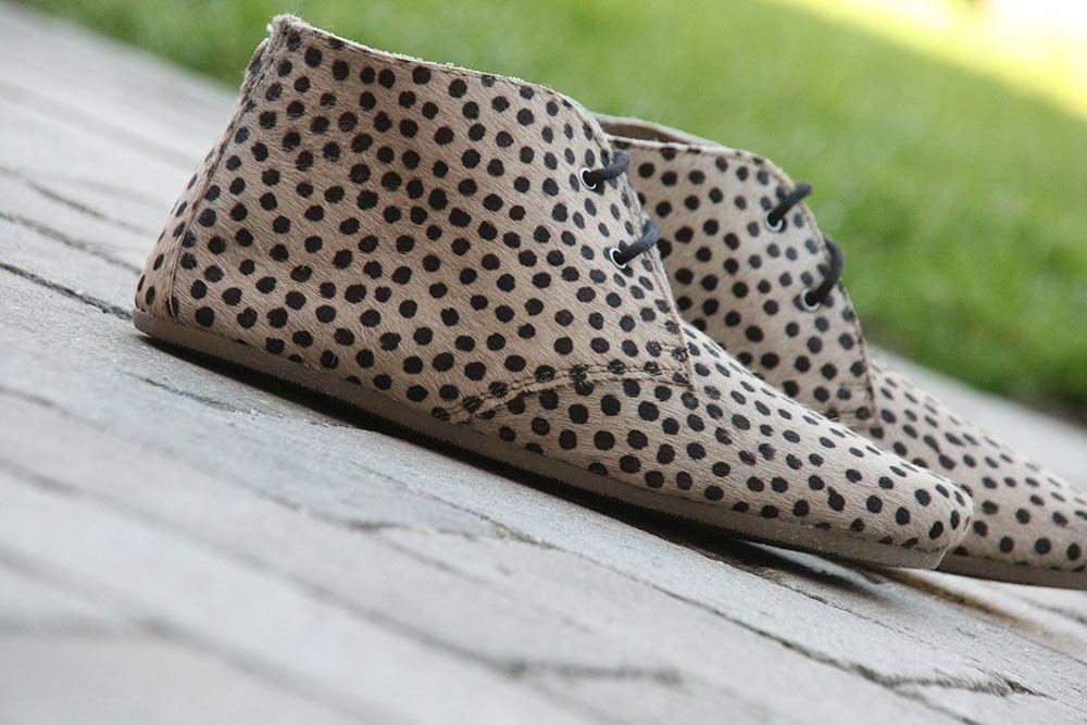 Maruti sko til mor
