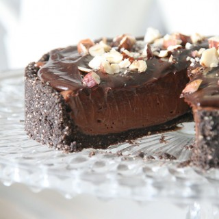 Opskrift på himmelsk Nutella cheesecake