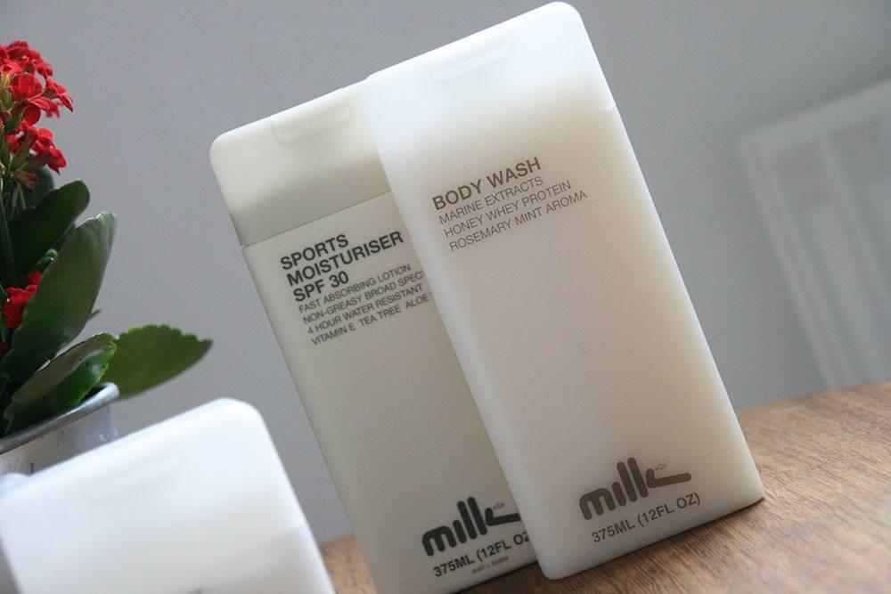 Lækre produkter til ham fra Milk & Co.