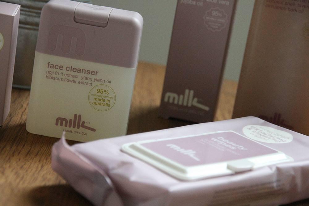 Produkter til hende fra Milk & Co.