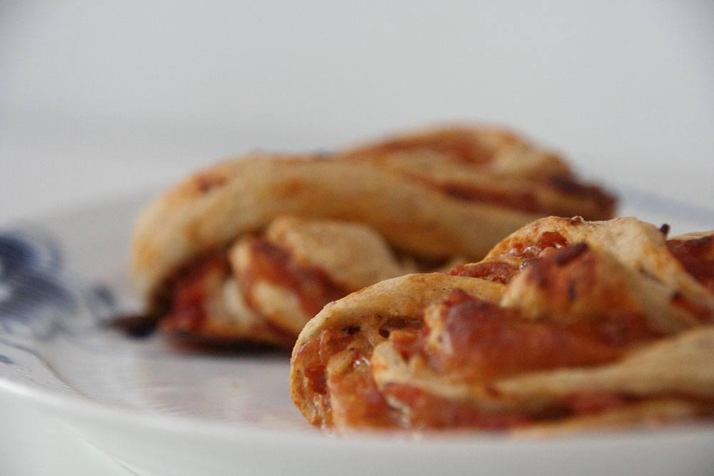 lækker opskrift på pizzasnurre