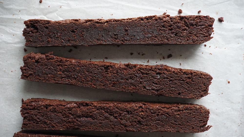 Opskrift på de bedste fudgy chokolade brownie