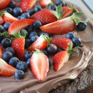 Opskrift på verdens bedste chokoladekage