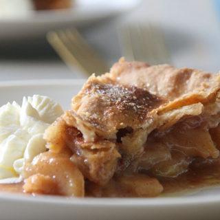 Opskrift på den bedste amerikanske apple pie