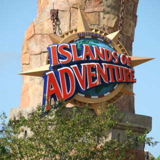 Universal studios Florida – Islands of Adventure