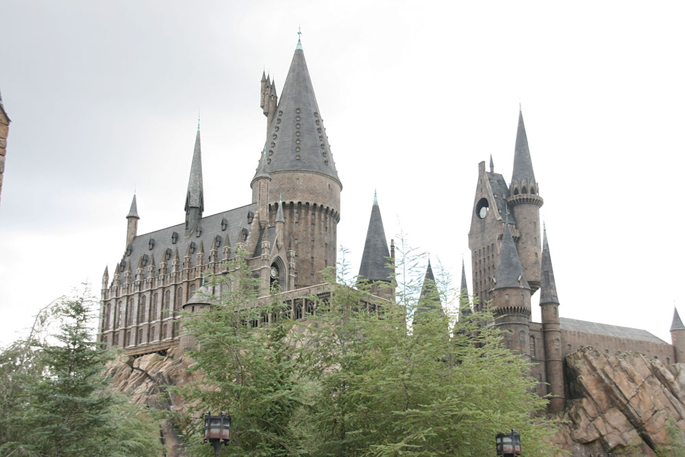 Hogwarts - Universal's islands of adventure