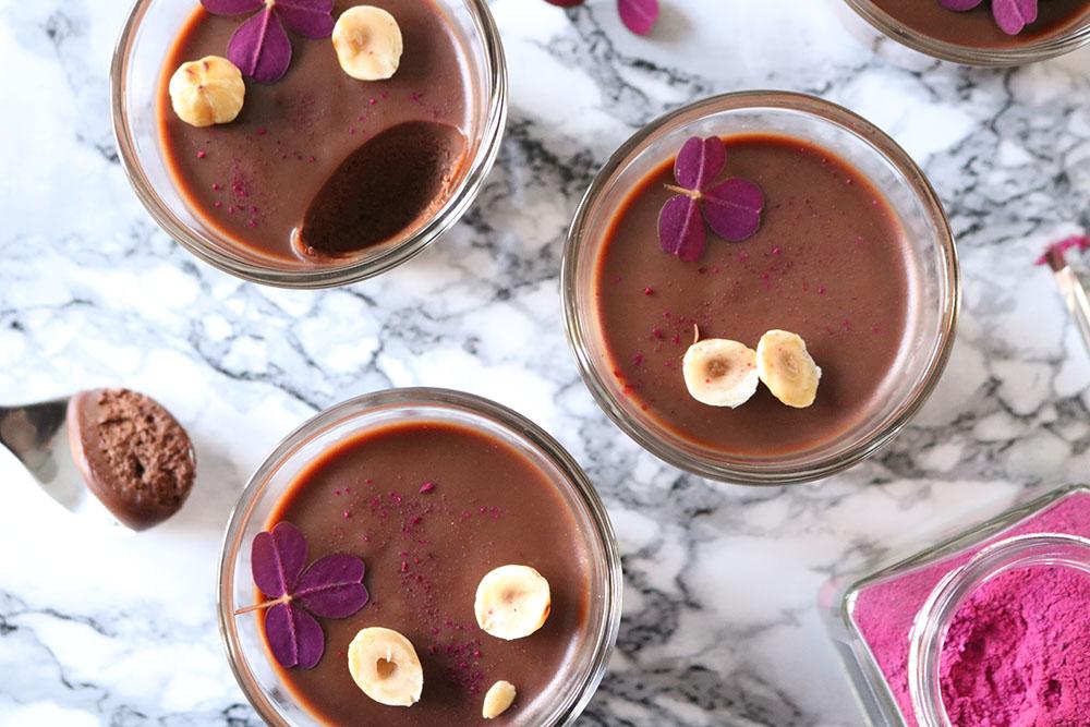 Utrolig lækker og nem opskrift på chokolademousse