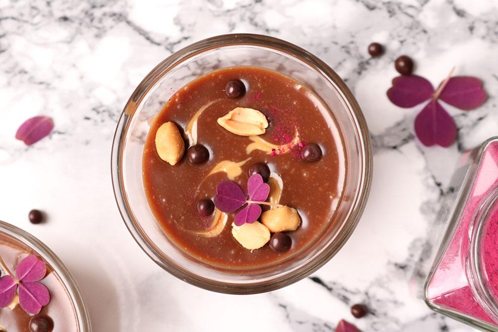 peanutbutter chokolademousse opskrift - den perfekte dessert