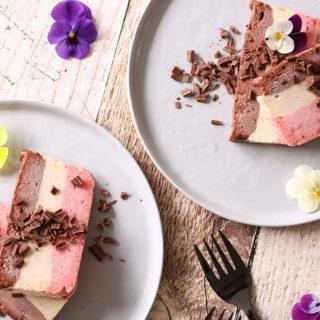 Regnbueis – lækker og sund opskrift på regnbue nicecream