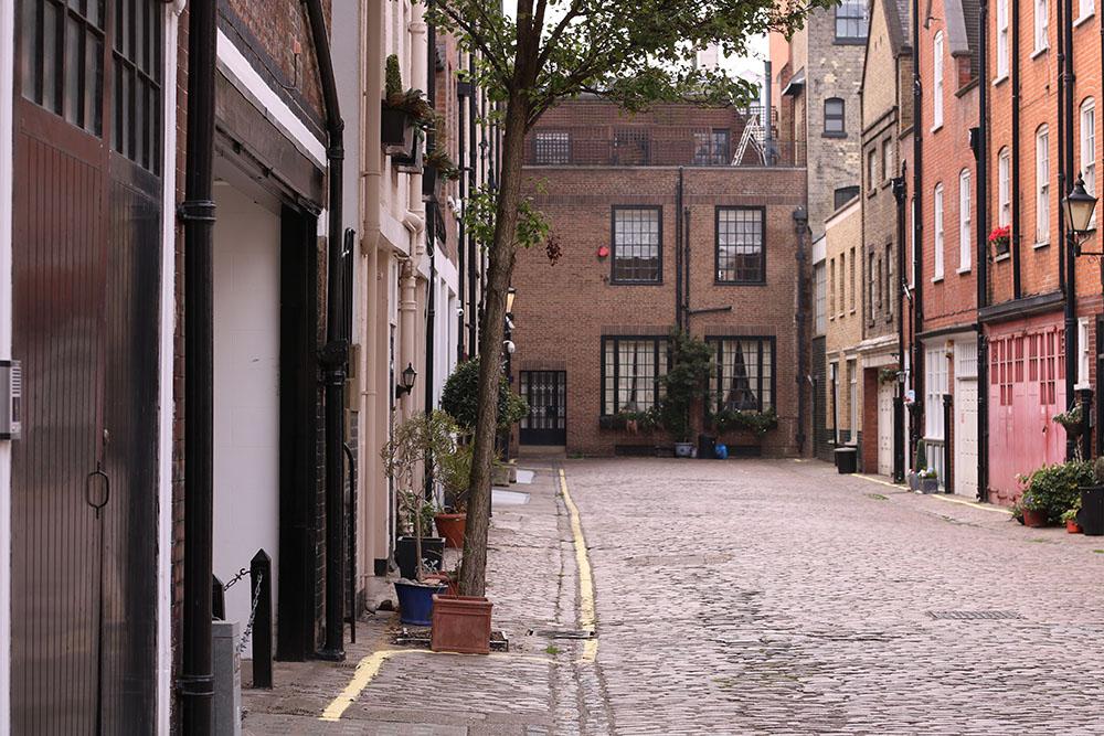 eventyrlige London