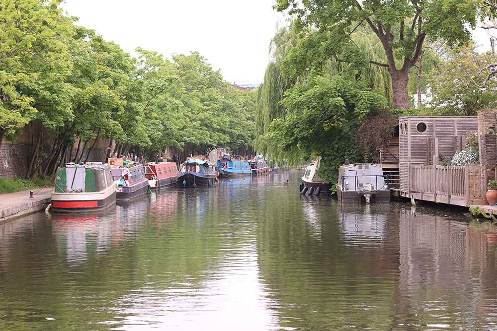 Regent's Canal i London