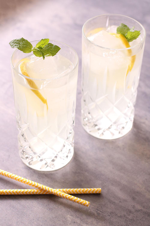 Opskrift på lækker og frisk lemonade