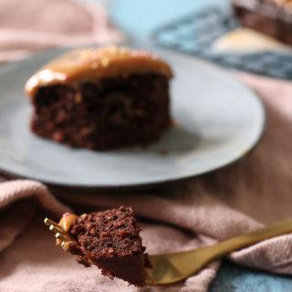 Sundere og glutenfri choko banan kage