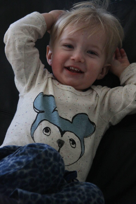 Linus 1,5 år