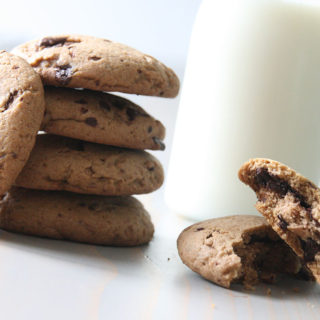 Opskrift på syndige Nutella cookies