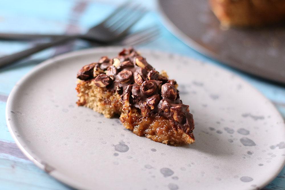 Paleo kage opskrift - Lækker Snickers kage