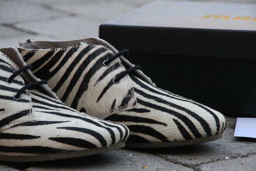 Nye maruti gimlet sko til mor