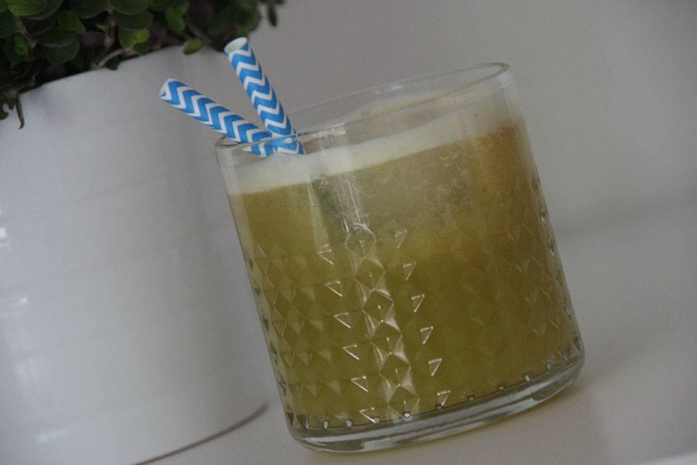 Opskrift på lækker og forfriskende rabarberjuice