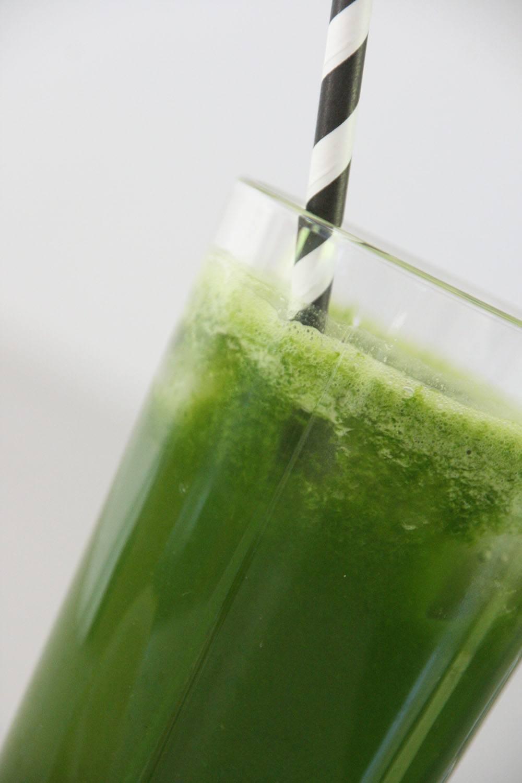 Opskrift på forfriskende grønsagsjuice