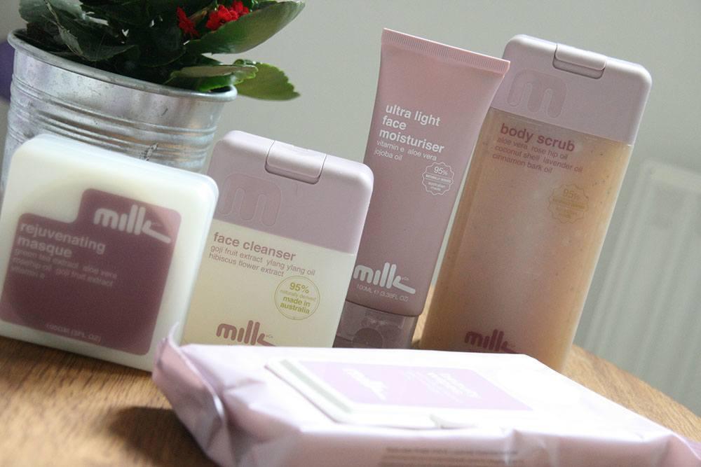 Milk & Co produkter til mor