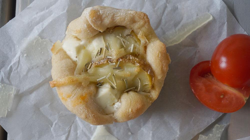 opskrift på pizza muffins