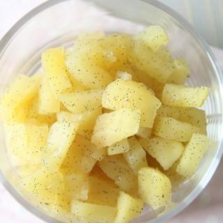 Opskrift på lækker æble topping