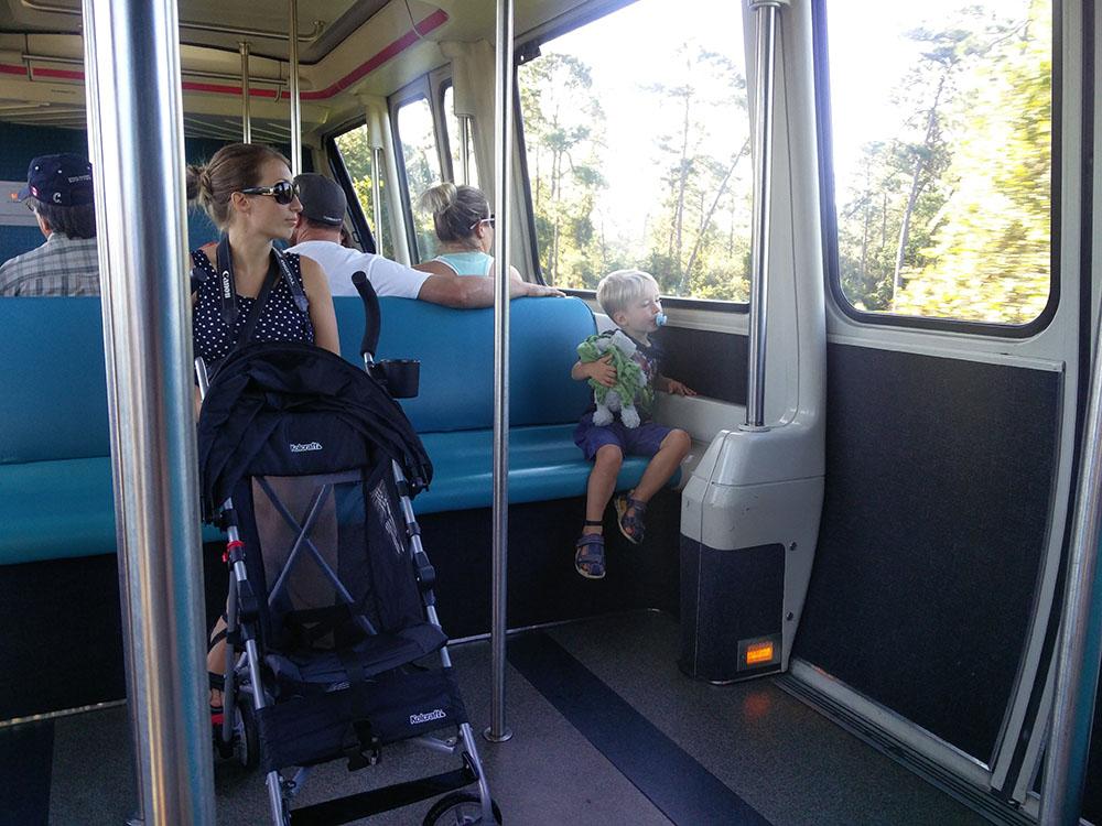Monorail - Disney World