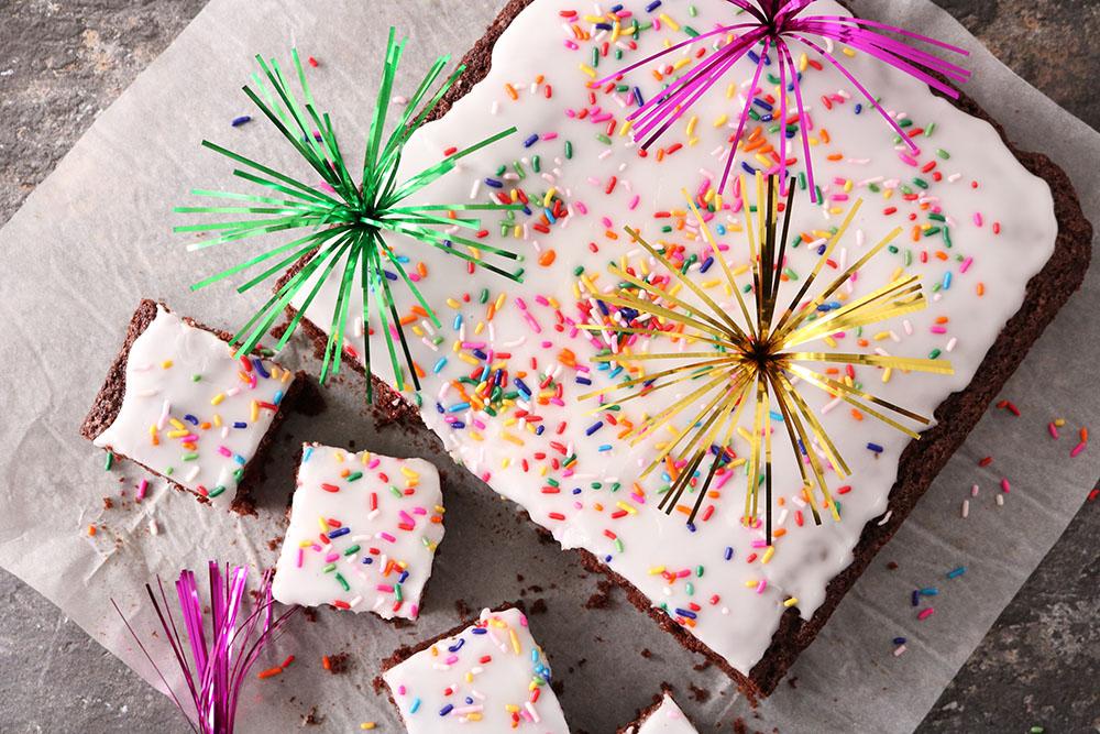 Opskrift på nok verdens nemmeste chokoladekage