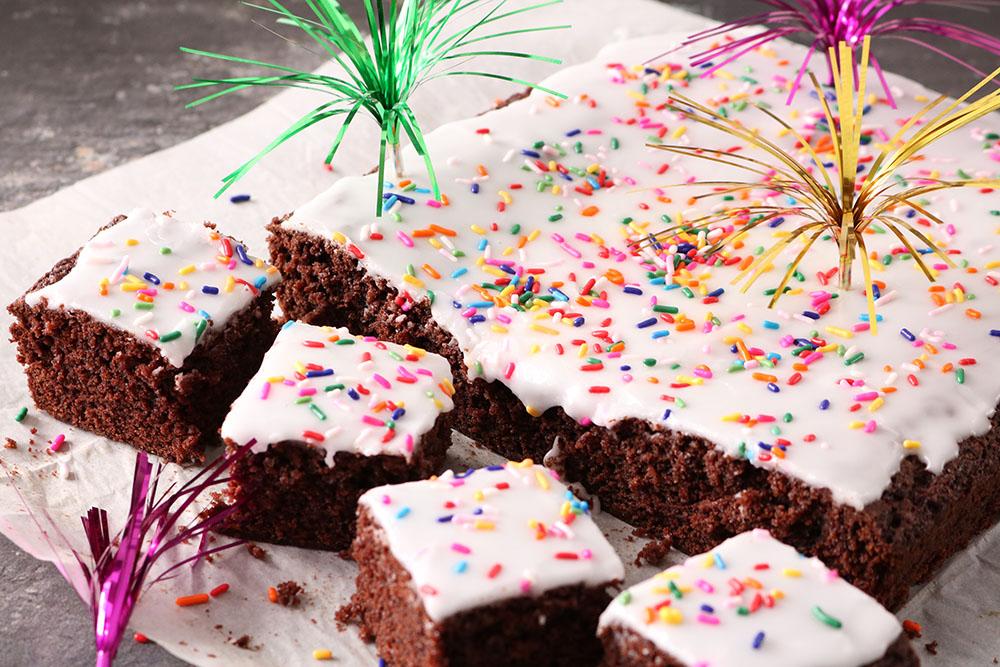lækker og luftig chokoladekage opskrift