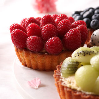 Himmelsk opskrift på små frugttærter