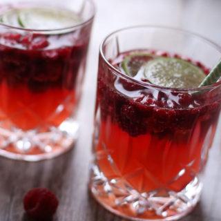 Fredagscocktail – Perfekt rabarber drink