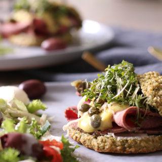 Sunde og glutenfri broccoliboller