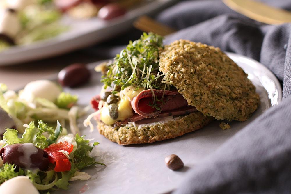 sundt alternativ til klassisk burgerbolle