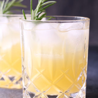 Fredagscocktail – Spiced ananas beertail