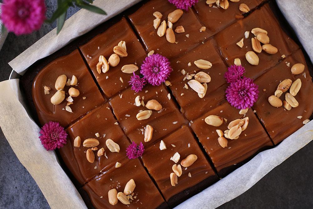 Opskrift på nok verdens bedste palæo glutenfri brownie