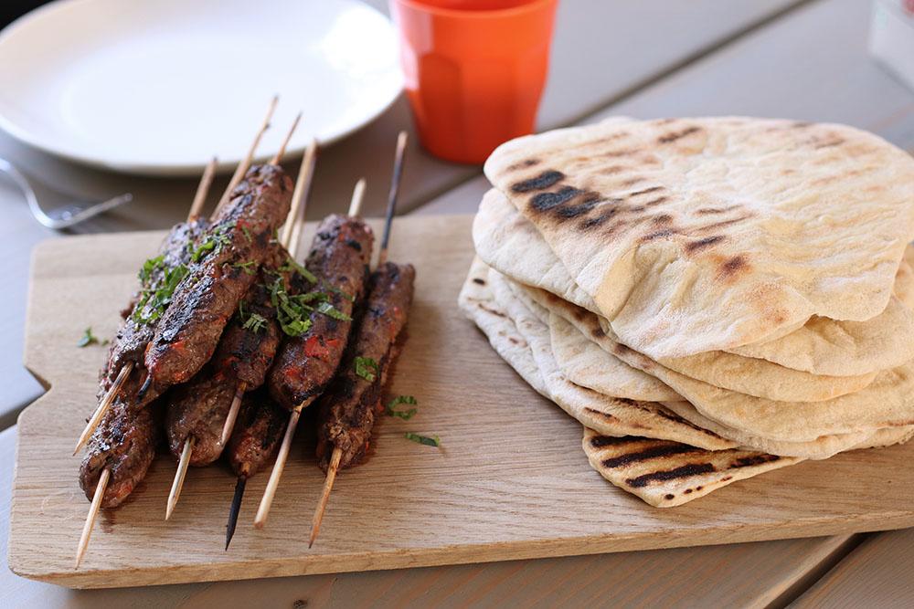 Lækker kebab opskrift ala Camilla