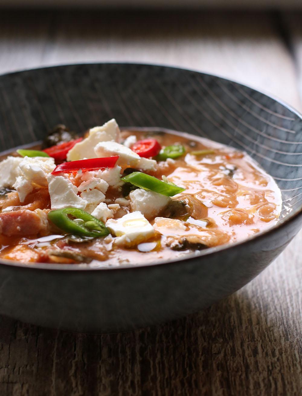 Opskrift på cremet italiensk suppe