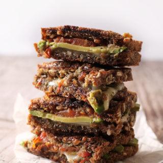 Perfekt frokost – Nem vegansk grillet sandwich